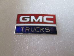 TOP  PIN'S   GMC  TRUCKS  Email Grand Feu    30X16mm - Transportation