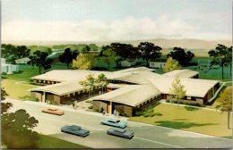 Montana Ashland Xavier Hall Dormitory For Crow Indian Children  At St Xavier - Etats-Unis