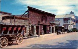 Montana Virginia City Blacksmith Shop And Fairweather Inn - Etats-Unis