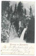 5710  KESSELFALL IM KAPRUNERTAL  1902 - Kaprun