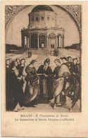 XW 3242 Raffaello Sanzio - Sposalizio Della Vergine Maria - Pinacoteca Di Brera - Dipinto Paint Peinture / Non Viaggiata - Paintings