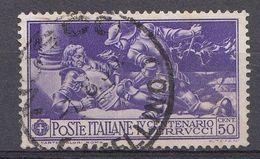 Italie 1930  Mi.Nr: 339 Todestag Von Francesco Ferrucci   Oblitèré / Used / Gebruikt - 1900-44 Vittorio Emanuele III