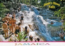 Format Spécial - 170 X 125 Mms - Jamaique - Jamaica - Ocho Rios. St Ann - Dunn's River Falls - Carte Neuve - Voir Scans - Giamaica
