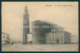 Padova Arsego La Piazza Della Chiesa FP P/544 - Padova
