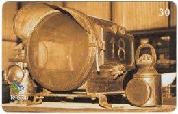 BRASIL M-591 Magnetic Teleron - Traffic, Historic Railway - Used - Brésil