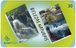 BRASIL M-603 Magnetic BrasilTelecom - Landscape, Waterfall - Used - Brésil