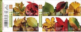 4268/77** Boekje 132** Plak Een Boomblad - Carnet 132 Xx Collez Une Feuille D'Arbre MNH - Booklets 1953-....