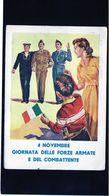 CG45 - Italia - Giornata Delle Forze Armate 1958 - Bollo 11° Reggimento Fanteria Casale C.A.R. - Other