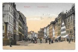 (27346-00) Allemagne - Stuttgart - Haupistatterstrasse - Stuttgart