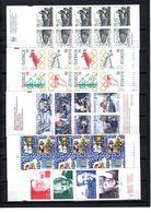 Zweden: 1991 - Verschillende Boekjes Postfris / Various Booklets MNH - Markenheftchen