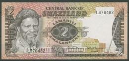 Swaziland 2 Emalangeni 1984, KM 8 B Kassenfrisch (K356) - Swaziland
