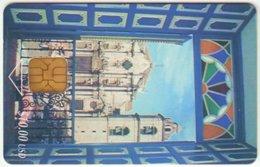 CUBA A-049 Chip Etecsa - Culture, Church - Used - Cuba