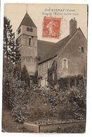 COURTENAY - Tour De L'Eglise - Courtenay