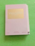 VALENTINO - Donna  - Echantillon - Parfums - Stalen