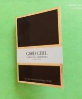 HERRERA CAROLINA - Echantillon - Parfums - Stalen