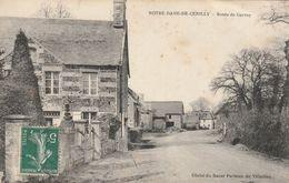 Notre-dame De Cenilly/50/ Route De Gavray/ Réf:fm1445 - Autres Communes