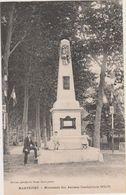 SP- 48 - MARVEJOLS - Monument Des Anciens Combattants 1870 1871 - - Marvejols