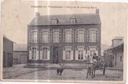 Dépt 59 - CAPPELLE Par TEMPLEUVE - Ferme De M. Louis LE BOUCQ - Animée - En L'état - France