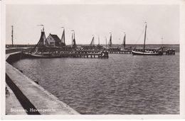 Staveren Havengezicht Zeilschepen M439 - Stavoren