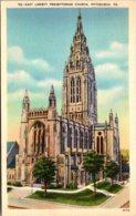 Pennsylvania Pittsburgh East Liberty Presbyterian Church - Pittsburgh