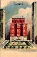 Pennsylvania Pittsburgh Hotel William Penn Curteich - Pittsburgh