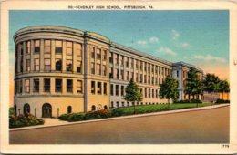 Pennsylvania Pittsburgh Schenley High School 1948 - Pittsburgh
