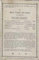 BP Verbiest Melanie (Zaffelare 1852 - 1879) - Collections
