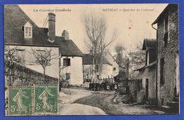 CPA 19 MEYMAC - Quartier De Lachenal - La Corrèze Illustrée - France