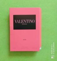 VALENTINO  - Echantillon - Parfums - Stalen