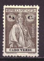 Kaapverdië / Cabo Verde / Cape Verde 141 MNG (1914) - Cap Vert