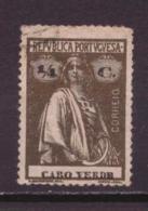 Kaapverdië / Cabo Verde / Cape Verde 141 Used (1914) - Cap Vert