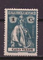 Kaapverdië / Cabo Verde / Cape Verde 143 MNG (1914) - Cap Vert