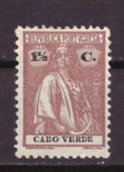 Kaapverdië / Cabo Verde / Cape Verde 144 MH * (1914) - Cap Vert