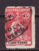 Kaapverdië / Cabo Verde / Cape Verde 145 Used (1914) - Cap Vert