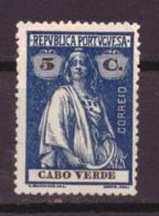 Kaapverdië / Cabo Verde / Cape Verde 147 MNG (1914) - Cap Vert