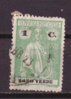 Kaapverdië / Cabo Verde / Cape Verde 178 Used (1922) - Cap Vert