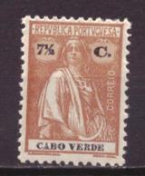 Kaapverdië / Cabo Verde / Cape Verde 148 MH * (1914) - Cap Vert