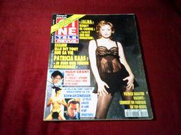 PATRICIA KAAS   JE SUIS UNE FEMME AMOUREUSE   CINE REVUE  N° 31 LE 4 AOUT 1994 - Cinema