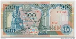 SOMALIA P. 36c 500 S 1996 AUNC - Somalia