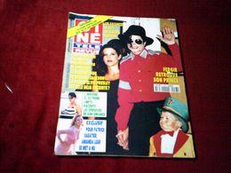 MICHAEL JACKSON   °° ET LA FILLE D'ELVIS  PRESLEY    CINE REVUE  N° 33  LE 18 AOUT 1994 - Cinema