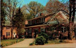 Maryland Potomac Carolyn Cottage And Manor House Rockwood Girl Scout National Center - Etats-Unis