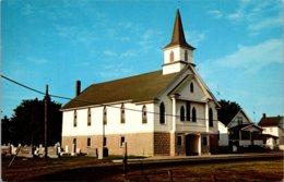 Maryland Smith Island Ewell Methodist Church And Parsonage - Etats-Unis