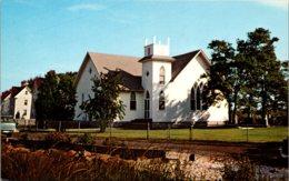Maryland Smith Island Rhodes Point Calvary Methodist Church - Etats-Unis