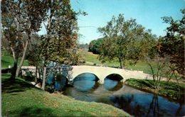 Maryland Sharpsburg Burnside Bridge Antietam Battlefield - Etats-Unis