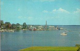 Maryland St Michaels Panoramic View - Etats-Unis