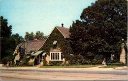 Maryland Silver Spring Mrs K's Toll House Restaurant 1965 - Etats-Unis