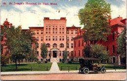 Minnesota St Paul St Joseph's Hospital 1910 - St Paul