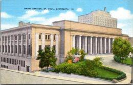 Minnesota St Paul Union Station - St Paul