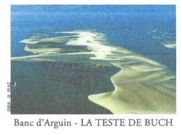 LA TESTE DE BUCH GIRONDE - LE BANC D ARGUIN ( ENVIRONNEMENT ) PAP ENTIER POSTAL FLAMME NEOPOST 2008, VOIR LES SCANNERS - Protección Del Medio Ambiente Y Del Clima
