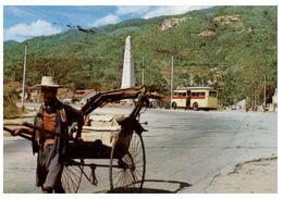 (D 11) Malaysia - Penand - Rickshaw At Ayer Itam Road - Malesia